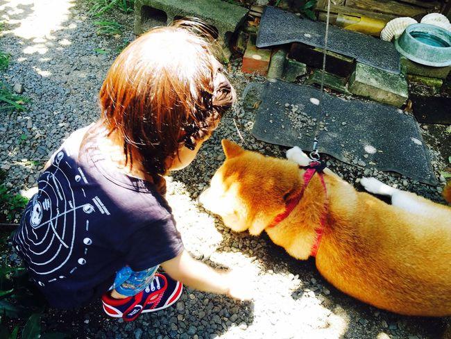 Goodmorning :) Dog Kids Son Hello World MyFamily! Luvya HelloEyeEm OpenEdit Cheese!