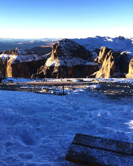 naturWinterountain] Nature Cold Temperature Scenics Snow Beauty In Nature Tranquil Scene Outdoors