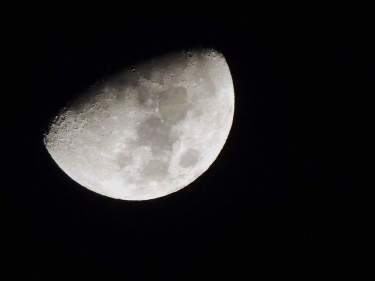 Themoonisbeautiful Themoontonight Moon Themoon Laluna Luna MyMoon InTheSky Themoon, Guardacheluna