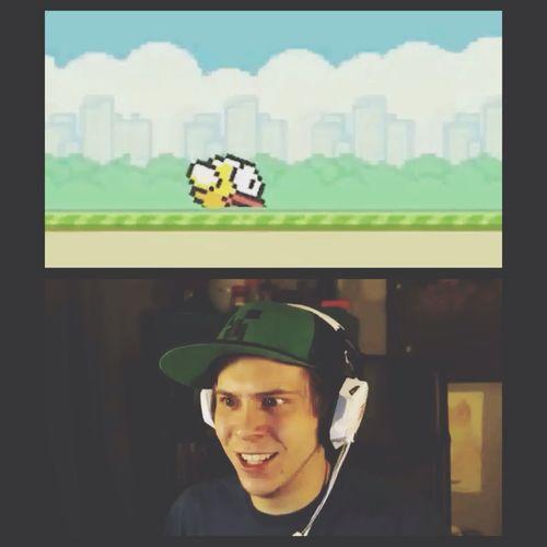 RubiusOMG Flappy Bird LMAO