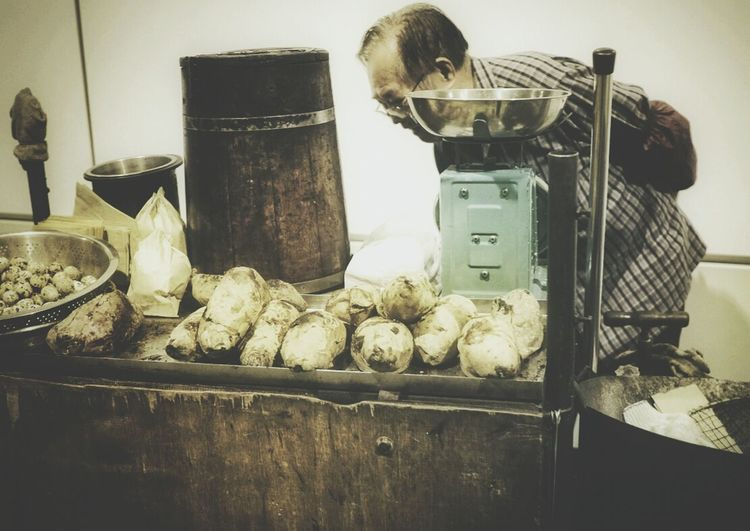 Street Photography Hong Kong Sweet Potatoes Street Food Street Vendor