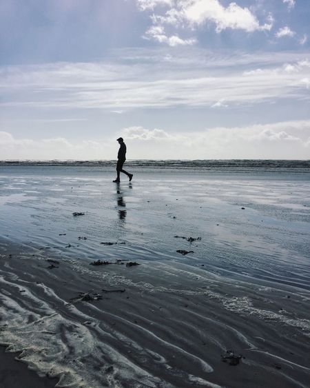 Beach Camber Sands Walk Blue Wandering Brother Waves Waves, Ocean, Nature High Tide The Great Outdoors With Adobe