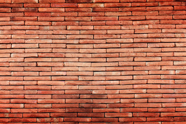 It is Brick wall background. Abstract Aging Architecture Backgrounds Block Boundary Brick Brick Background Brick Texture Brick Wall Background Brickwork  Brown Built Cement City City Wall Color Construction Design Dirty Effect Exterior Façade Gate Grunge Grungy Horizontal Image Old Orange Pattern Photography Process Rectangle Red Row Scene Simplicity Solid Space Stability Striped Structure Surrounding Texture Textured  Urban Wall Weathered Vintage