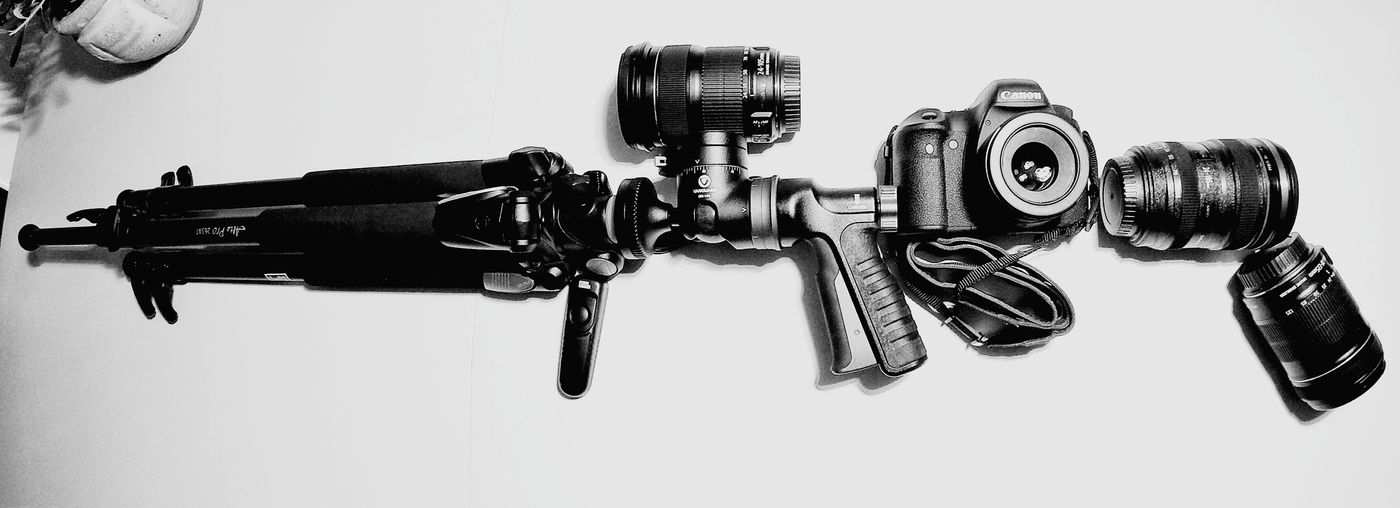 Mon Arme Sniper Canonphotography Eos6d Goprohero4
