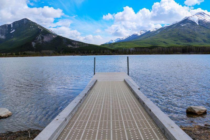 Boat Dock,