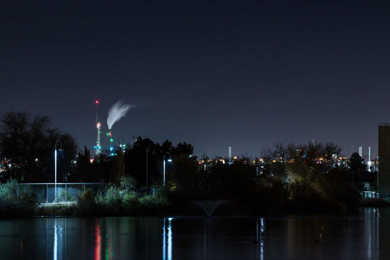 Night Job City