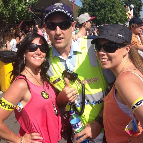 At stereosonic! Stereosonic  Melbourne AwesomeDay Fun drunk friends
