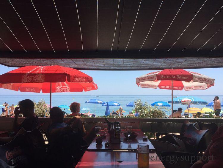 #CalaRocapins @ajsantpol #sunday#barrocapins #weekend #beach #paella #bestfriend #sun #sand #sea #haveaniceday ☀️🏊🏻 #calella #km666 #santpol #christianherrera #sandraenergysupport #summer #maresme Photo Credit : @EnergySupport #sandraenergysupport https://www.swarmapp.com/c/kMmoD1NAQX4 http://www.christianherrera.com Bar Rocapins Cala Rocapins Summer Weekend Best Friend Sunday Sandraenergysupport Taking Photos Maresme Dinner