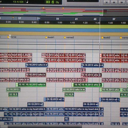 Mixing this beat...this shit nuts...track ft @jada_cacchilli Dubtrap Gooddrugsbadbitches Clubgongocrazy