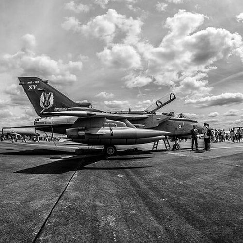 RIAT2015 - Panavia Tornado GR4 https://flic.kr/p/wjFzCN Panaviatornado GR4 @airtattoo XVSquadron photography airplane warplane airshow airshow2015 RIAT mono monochromatic instagrammers igers igers_uk igersengland igers_england England hdr hdr_pics hdr_lovers hdr_captures ig_creativepics fisheye Creative creativity CreativeIdeas sky