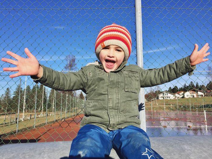 Boy Child Joy