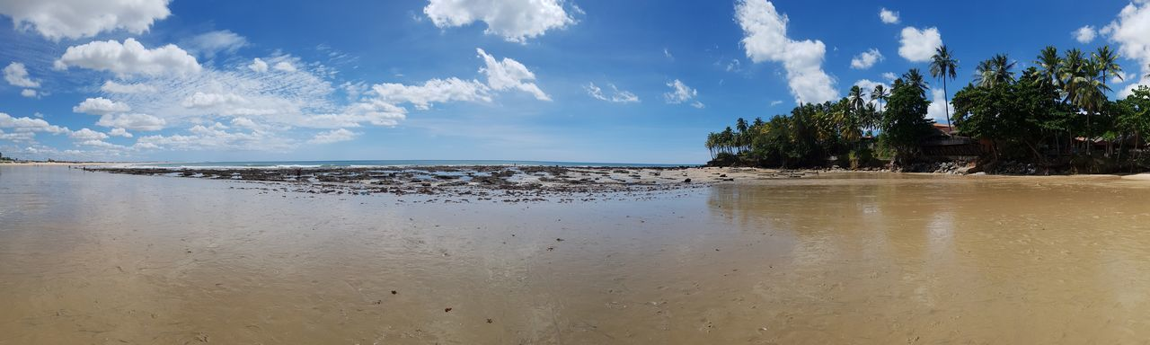 Water Nature Day No People Scenics Landscape Outdoors Beauty In Nature Sky Lake Blue Tree Beach Beauty In Nature Photos Photo Nature Photography Tranquility Praia Paraisonatural Mar Areia Travel Destinations Travel Viajar