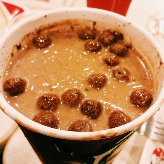 Milo Krushers. Chocoholic Chocolover Chocodrink Sweetnessoverload sweettooth vscocam vsco kfc
