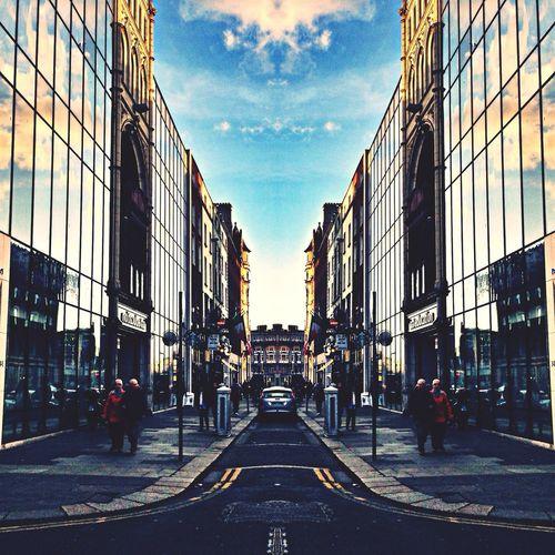 Split art Art Photography #SplitCam Streetphotography Urban Geometry