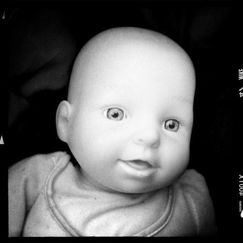 Hipstamatic Creepy Hello World