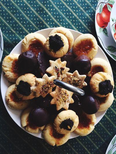 Holiday Desserts Hungarian_desserts Christmastime