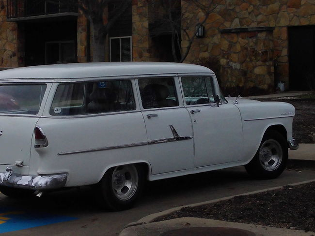 not my car wish was Car Chevy Chevy55 Chevynation Classic Car Day Land Vehicle No People Stationwagon Transportation