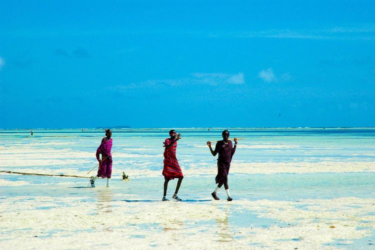 Zanzibar. Masai Traveling Low Tide Tropical Paradise Travel Holiday Tropical Sea Zanzibar Travel Photography Beach Beachphotography Beach Photography Mare Mondo Sommerso Bassa Marea Beach Life Nikonphotography Nikon_photography_ Nikon Masai Africa African African Beauty Africa Day To Day