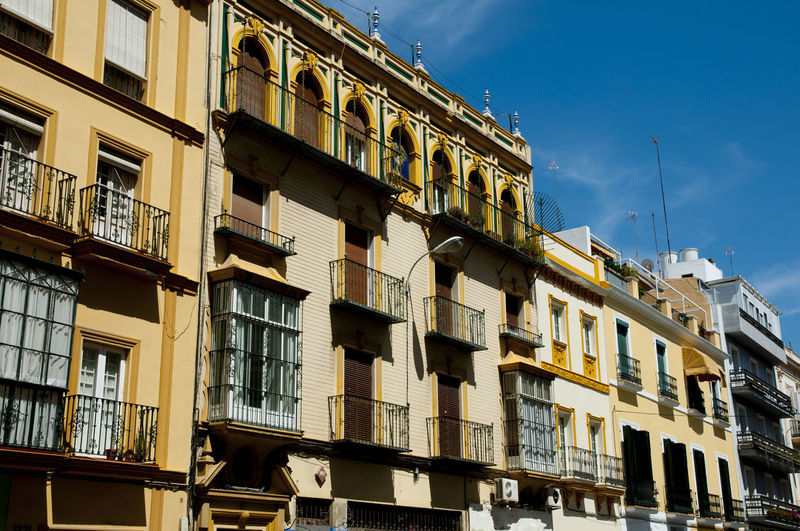 Housing Apartments City SPAIN Sevilla Seville Apartment House