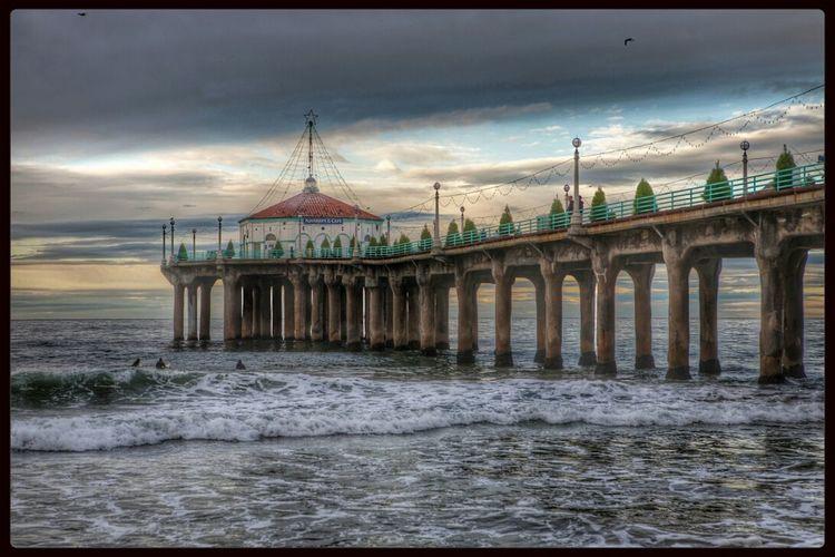 Pier Seaside Holidays Waves