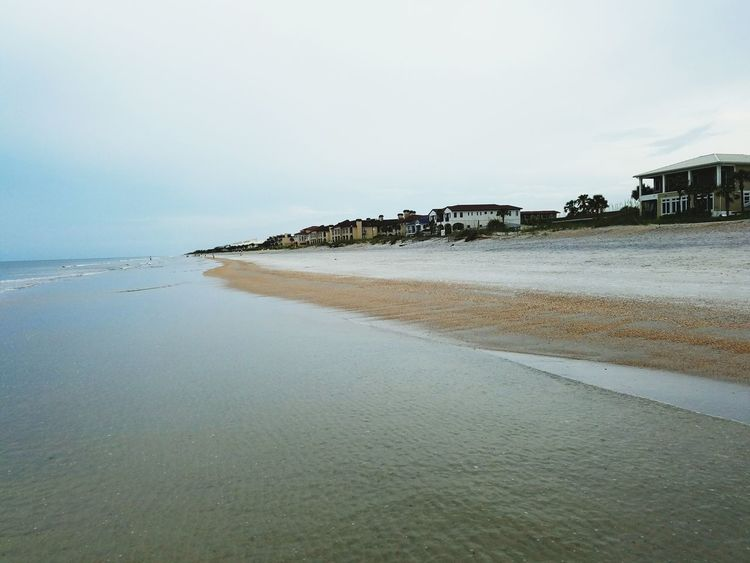 Original Experiences empty shores of Pontevedra Beachphotography Beachlife PrivateBeach Pontevedrabeach Florida Life Vacay