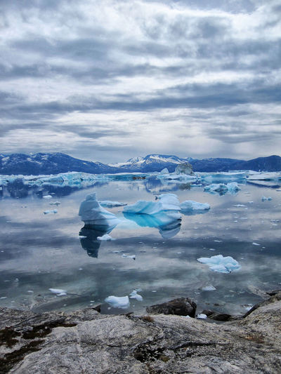 Landscape of Greenland Greenland Grönland Ice Icebergs Packeis Arctic Beauty In Nature Cloud - Sky Coast Cold Temperature Environment Frozen Glacier Ice Iceberg Iceberg - Ice Formation Landscape Nature Polar Climate Scenics - Nature Shore Tranquil Scene Tranquility Water Winter