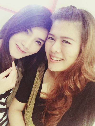 my friend Prang3yod Smile Beatiful Thailand Hanging Out