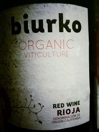 Un vino a tener muy en cuenta: Biurko Redwine Spain Gastronomy