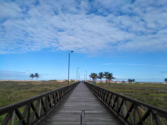 Aracajú city - Brazil City Cityscape Sky And Clouds Tranquility Beach Blue Blue Sky Day Outdoors Places Scenery Scenics Sky Tourism