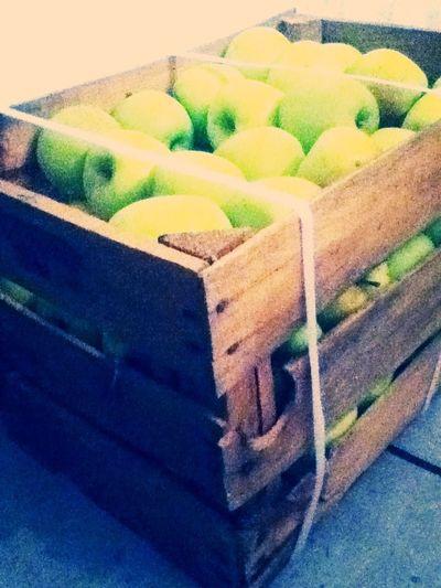 Manzanas Deliciosa