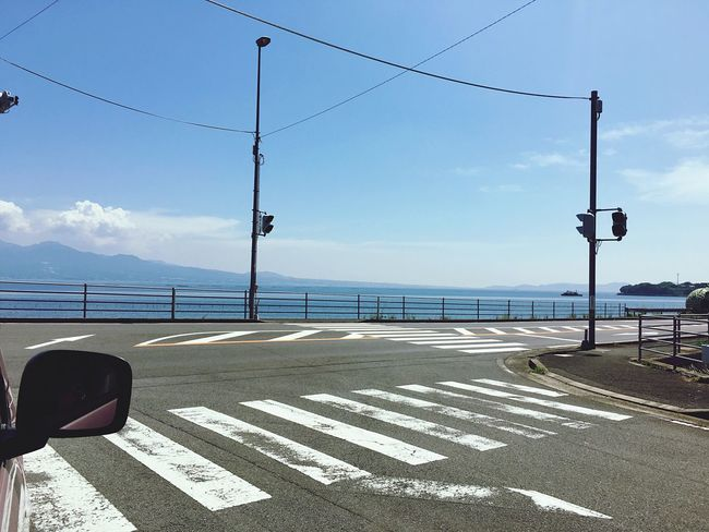 雲仙普賢岳 Unzen Volcano Nature Photography Ontheroad View Sea And Sky