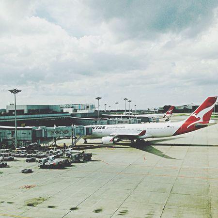 Changi Airport Terminal2 Singapore