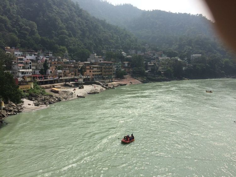 Water Cityscape Riverganga Architecture Building Exterior Rafting!!