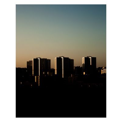 City Skyscraper Building Exterior Architecture Cityscape Sunset Urban Skyline No People Outdoors Sky Day Beauty In Nature Simplicity Minimalism Fine Art Photography Contemporary Art Photography Architecture