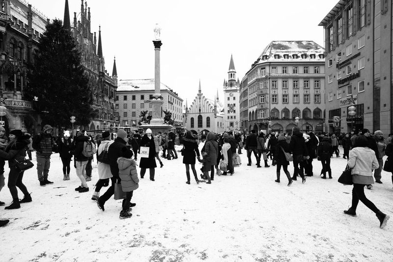 EyeEm Munich München Munich City City Life Bavaria Snow Winter Wonderland Winter Wintertime