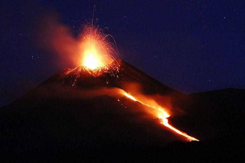 Volcanoe Etna
