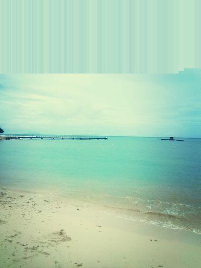 Beach tanjung lesung