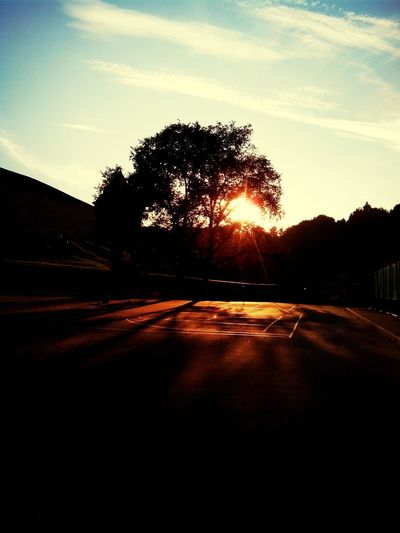Novgorod Sunrise Sunset