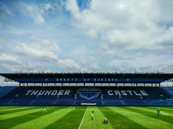 Football Stadium Buriram  GU12 BURIRAMUNITED ยกมือขึ้น 🙋🙋🙋 Best Team Top 5 Of Asie Cheers! Thailand