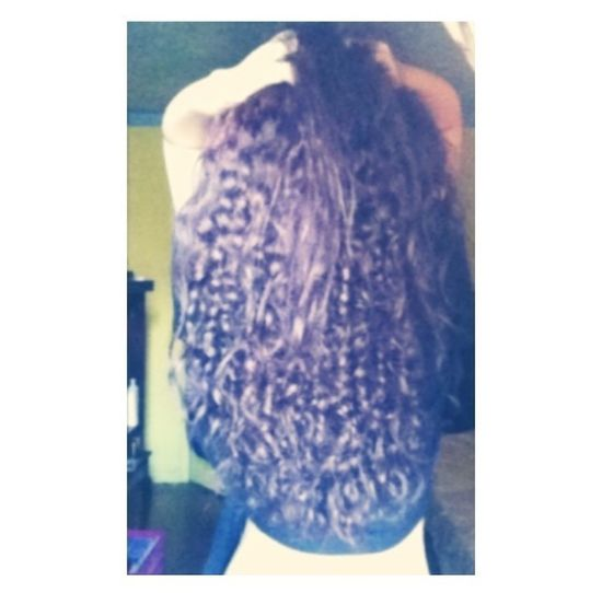 Am I cool for taking pictures of my hair or??? Natural Hair Curly Hair! ??