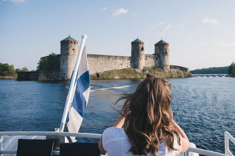 Architecture Baltic Castle Finland Nature Nature Photography Old Town Building Building Exterior Europe History North Outdoor Portrait Road Trip