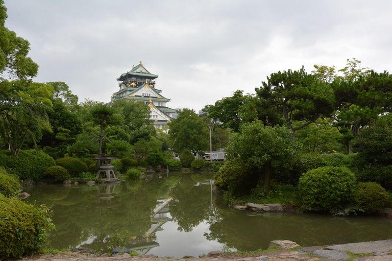日本 大阪府 大阪城 Osaka,Japan EyeEmNewHere