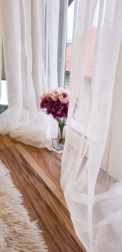 Zagreb, Croatia #tranquillity #bliss #detail Flower Curtain Textile Close-up Drapes  EyeEmNewHere