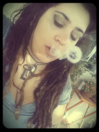 wake and bake. Pot Head Stoner 420smokers Enjoying Life