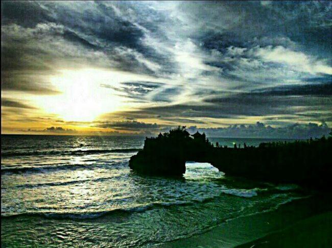 Tanah Lot Sunset Bali Ilovebali INDONESIA Visitindonesia EyeEm Indonesia