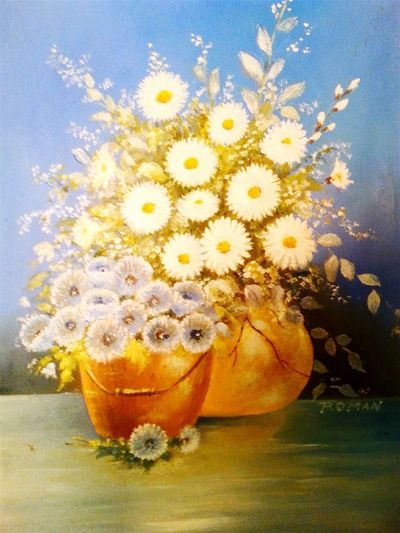 Taking Photos Art ArtWork Painting Oel Flowers Painter from Australia