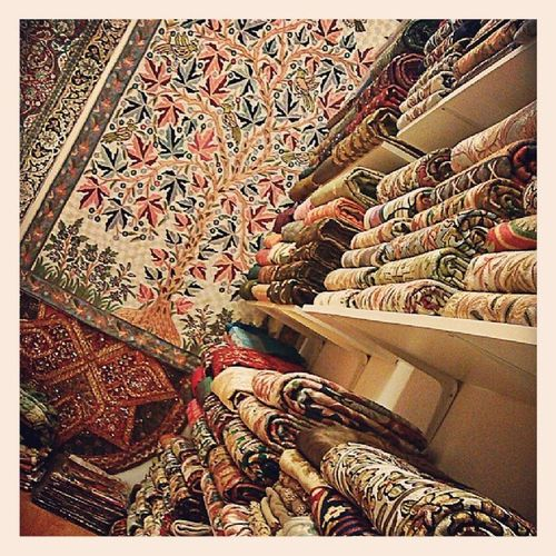 Carpets from Kashmere