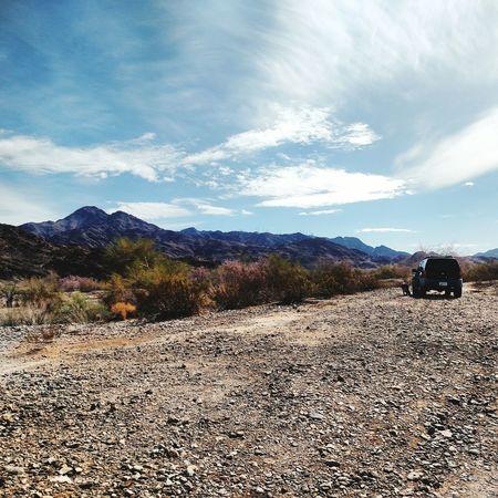 Nissan Xterra Hikingadventures Yuma