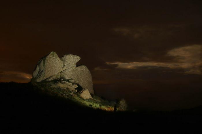 eagle...... Landscape Megaliti Argimusco Moon Nature Night Sky