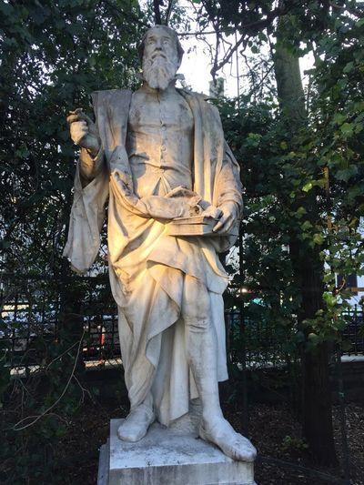 jardin de sculpteurs